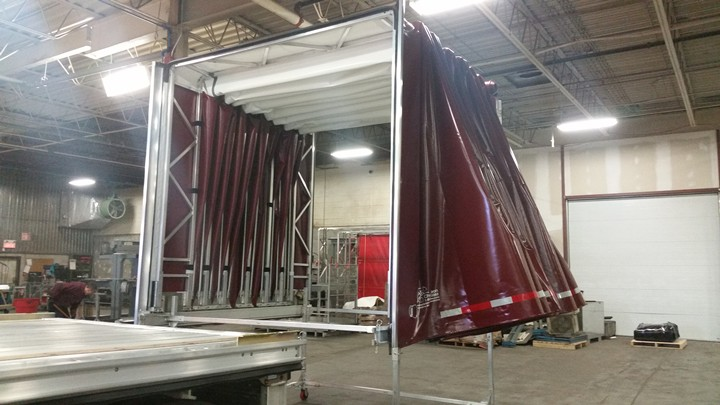 Dropdeck Rolling Tarp Systems Chameleon Innovations