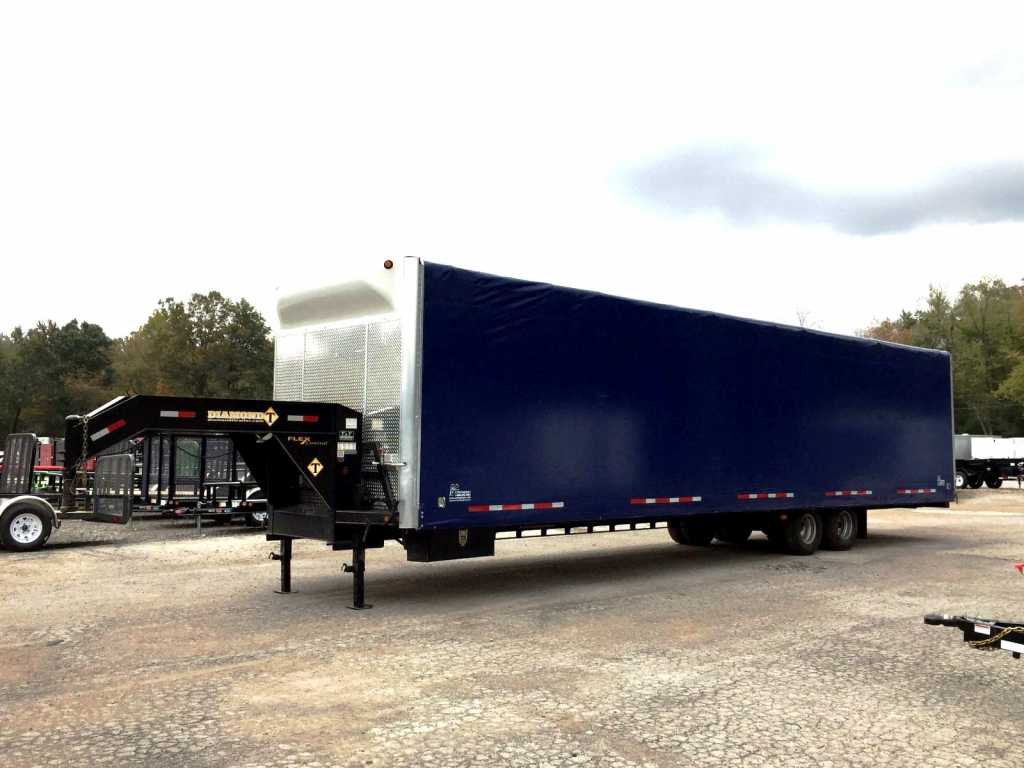Chameleon Rolling Tarp Systems For Flatbed Trailers Amp Trucks